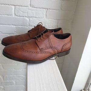 Men's Cole Haan Grando's Brown Dress Shoes sZ 13